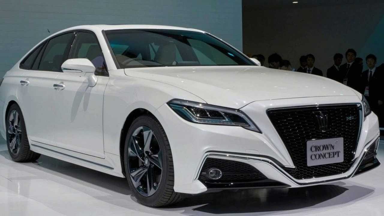Toyota Crown XIV (S210) 2012 - now Sedan #3