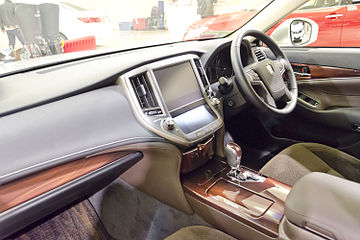 Toyota Crown XIV (S210) 2012 - now Sedan #7
