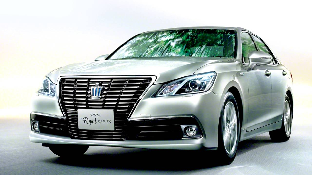 Toyota Crown XIV (S210) 2012 - now Sedan #8