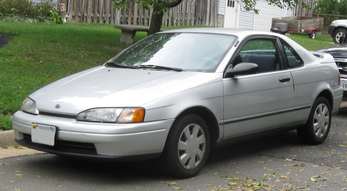 Toyota Paseo I (L40) 1991 - 1996 Coupe #7