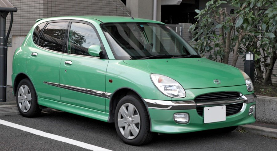 Toyota Duet 1998 - 2004 Hatchback 5 door #2