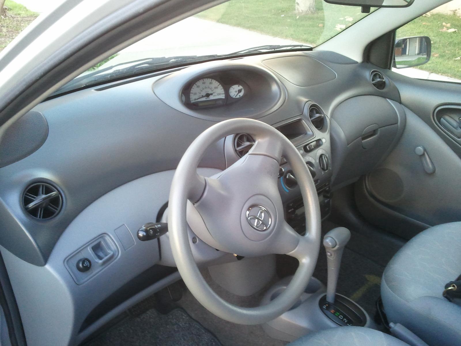 Toyota Echo 1999 - 2005 Coupe #6