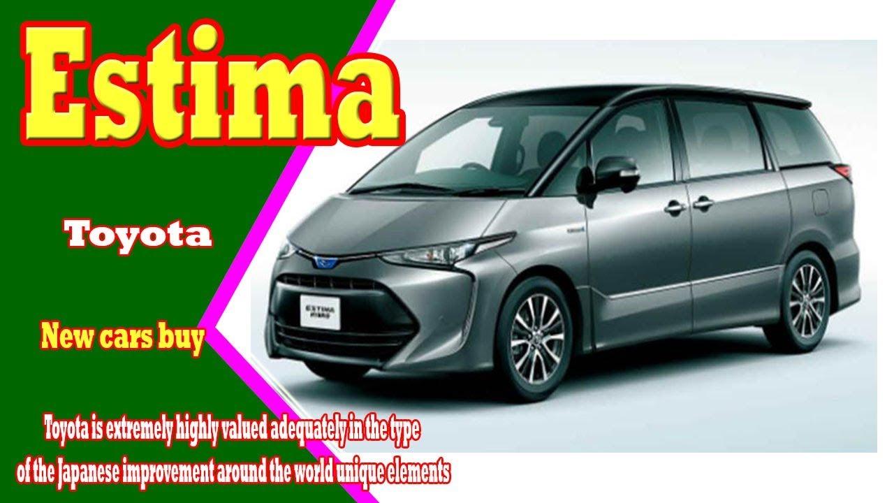 Toyota Estima III Restyling 3 2016 - now Minivan #2