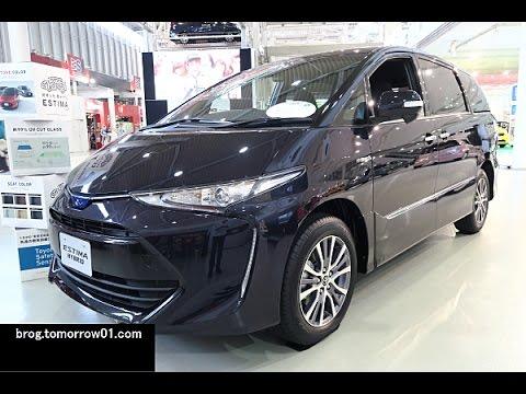 Toyota Estima III Restyling 3 2016 - now Minivan #3