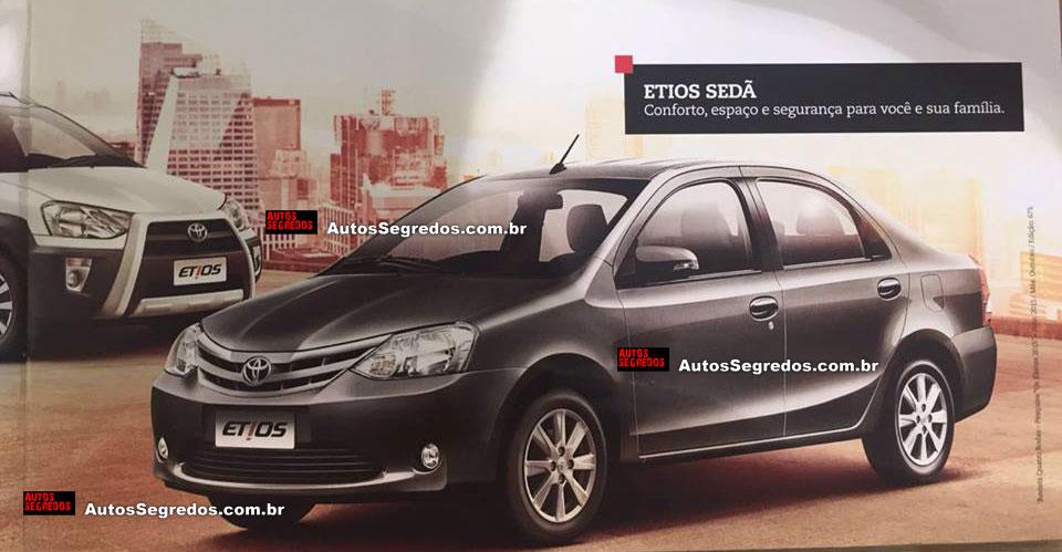 Toyota Etios I Restyling 2016 - now Sedan #4