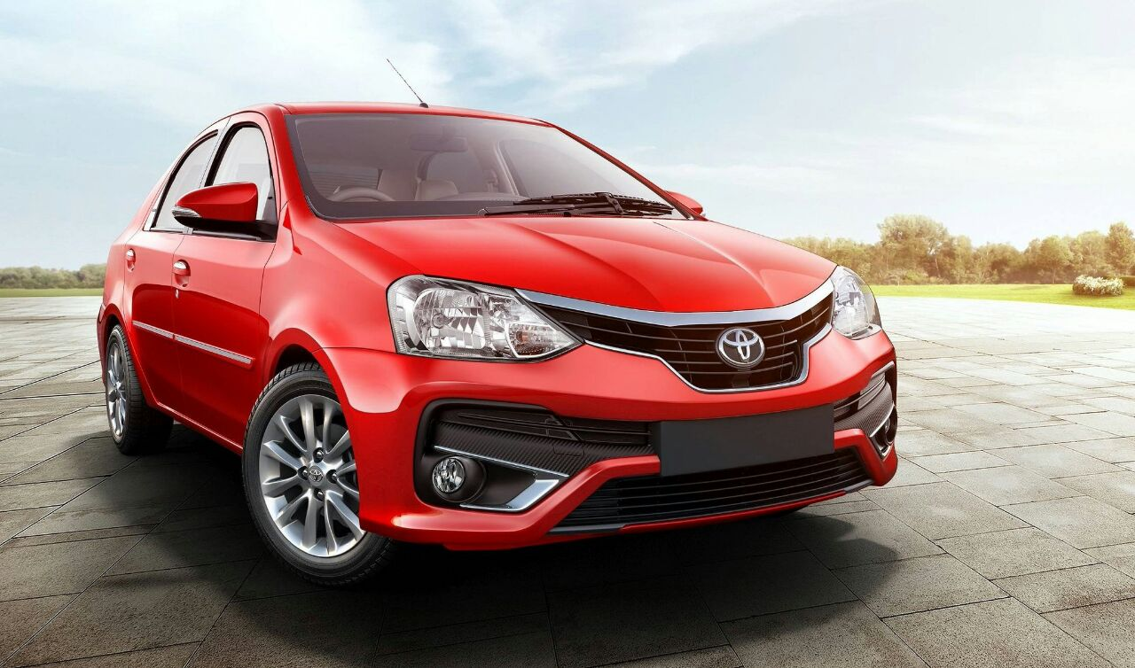 Toyota Etios I Restyling 2016 - now Sedan #3