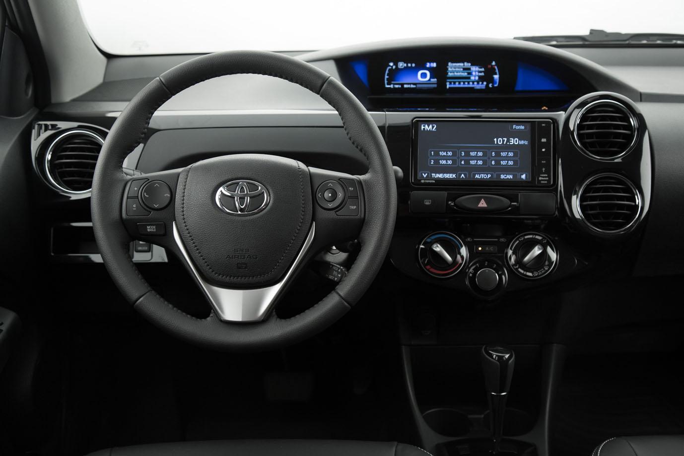 Toyota Etios I Restyling 2016 - now Sedan #7