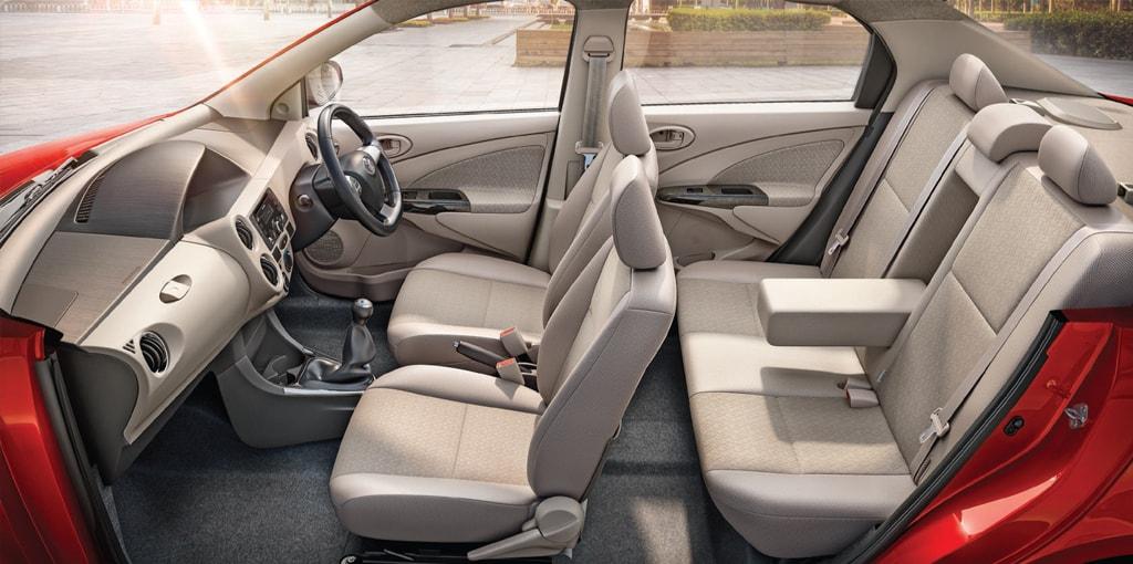 Toyota Etios I Restyling 2016 - now Sedan #5
