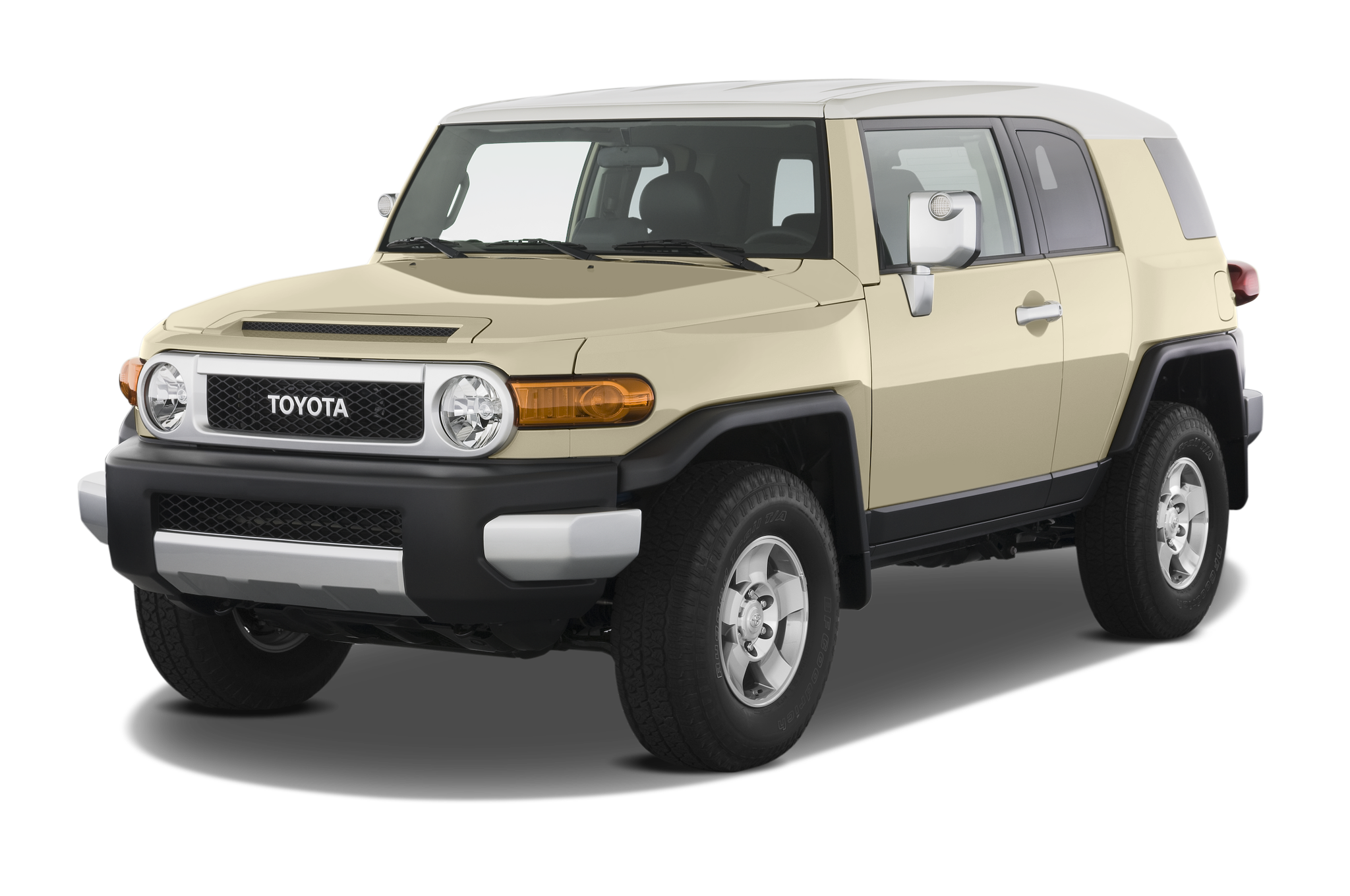 Toyota FJ Cruiser 2006 - now SUV 5 door #4