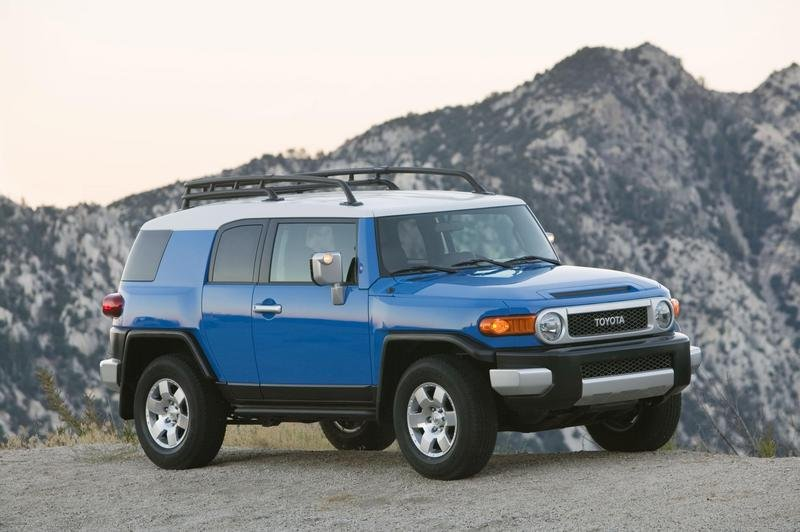 Toyota FJ Cruiser 2006 - now SUV 5 door #2