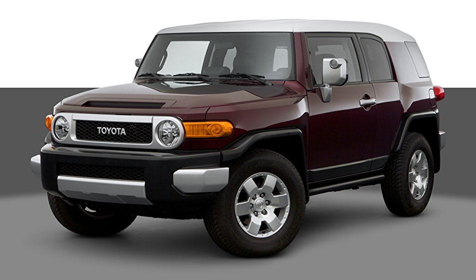 Toyota FJ Cruiser 2006 - now SUV 5 door #3