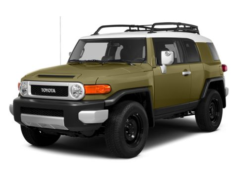 Toyota FJ Cruiser 2006 - now SUV 5 door #6