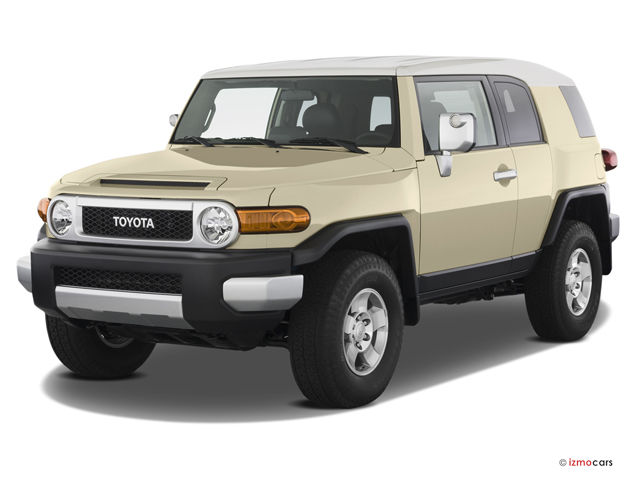 Toyota FJ Cruiser 2006 - now SUV 5 door #5