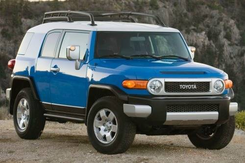 Toyota FJ Cruiser 2006 - now SUV 5 door #7