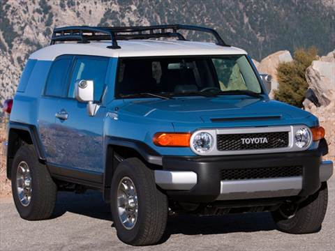 Toyota FJ Cruiser 2006 - now SUV 5 door #8