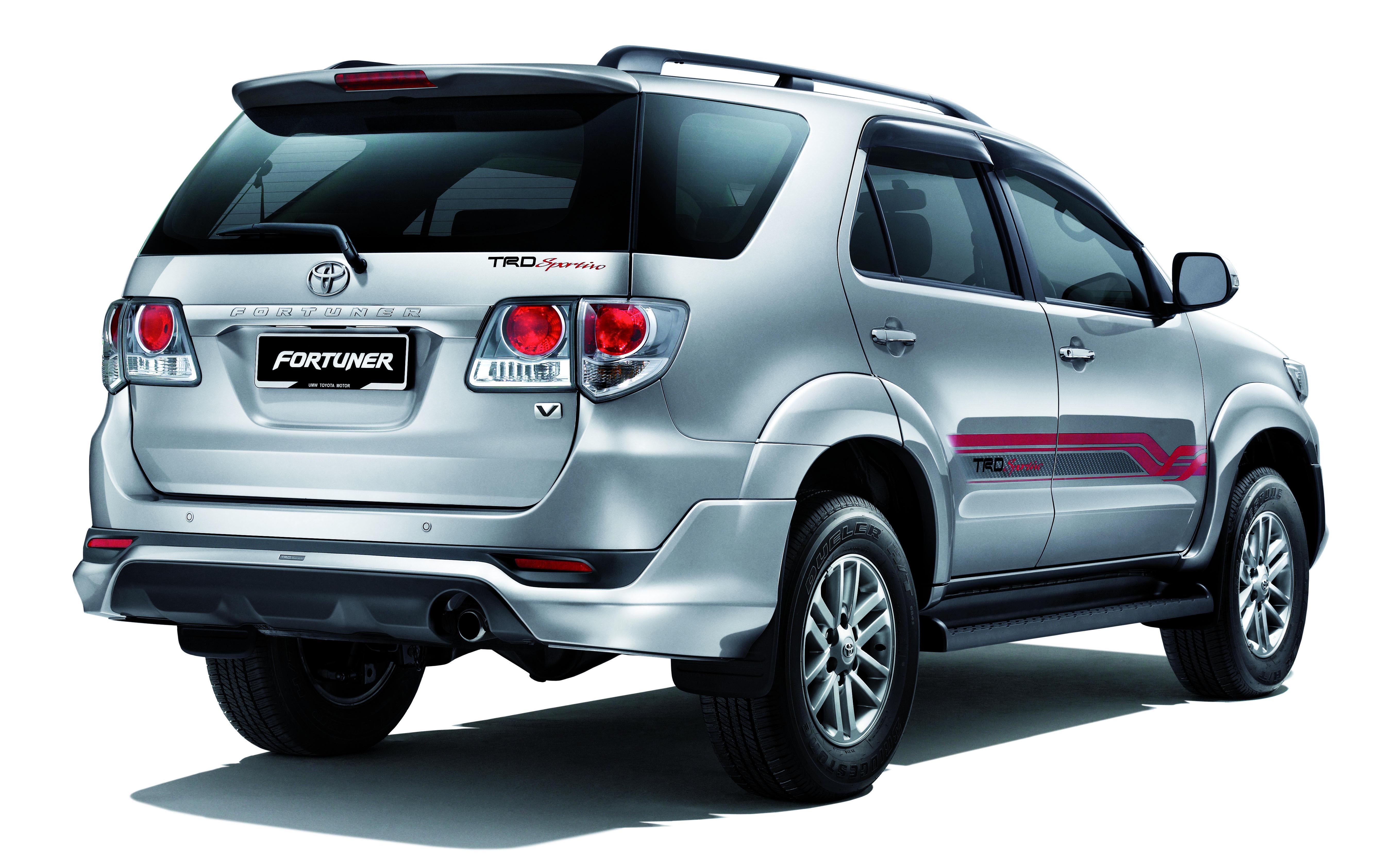Toyota Fortuner II 2015 - now SUV 5 door #5