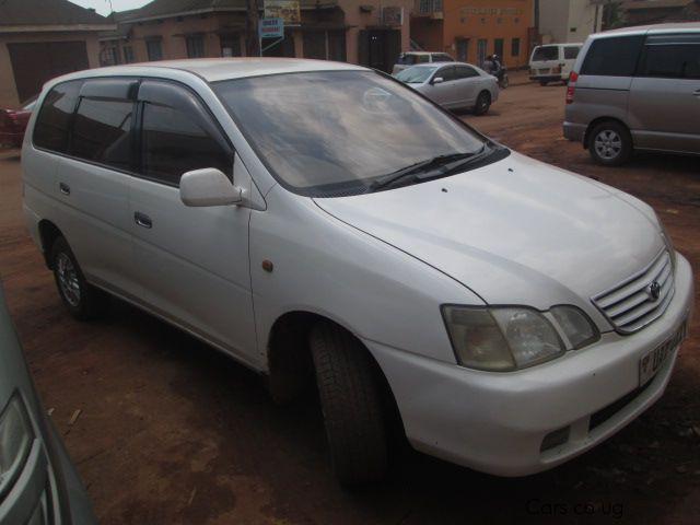 Toyota Gaia 1998 - 2004 Compact MPV #6