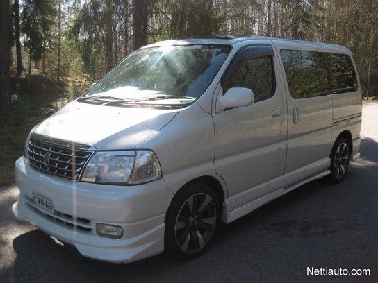 Toyota Grand HiAce I 1999 - 2002 Minivan #2