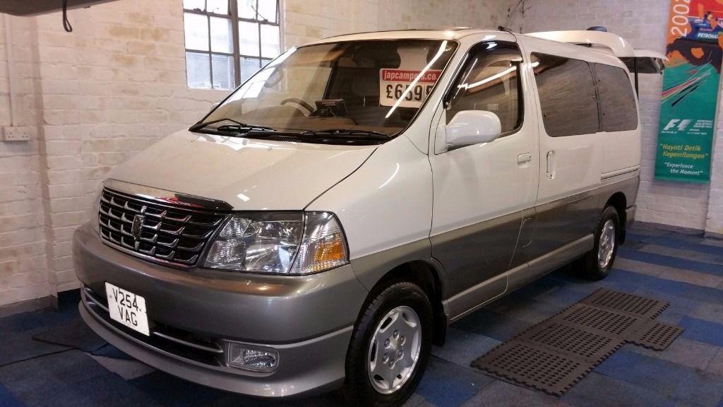 Toyota Grand HiAce I 1999 - 2002 Minivan #1