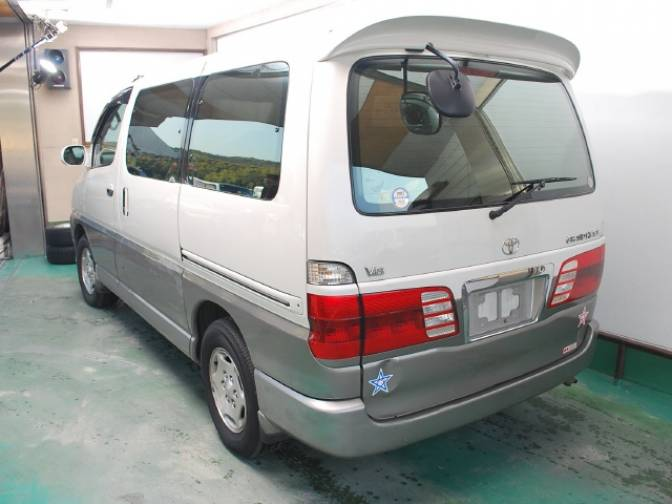 Toyota Grand HiAce I 1999 - 2002 Minivan #5