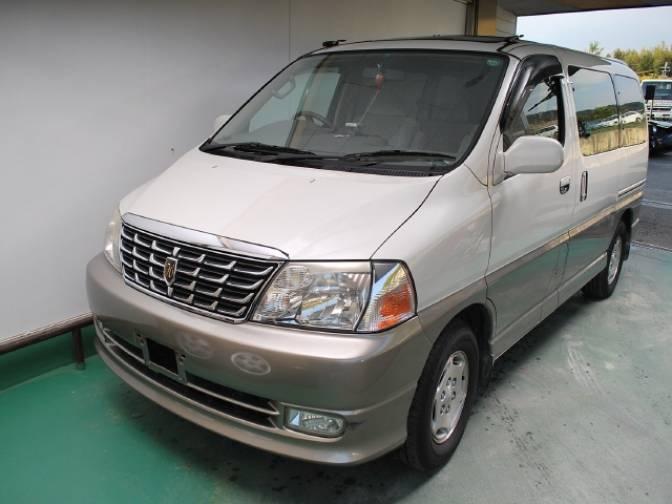 Toyota Grand HiAce I 1999 - 2002 Minivan #4
