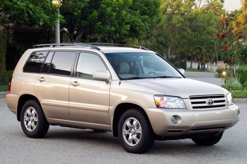 Toyota Highlander II (U40) 2007 - 2010 SUV 5 door #4