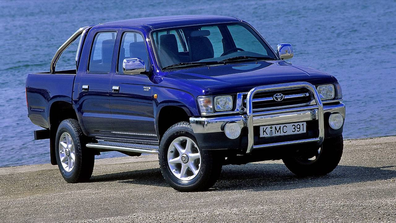 Kelebihan Toyota Hilux 1997 Perbandingan Harga