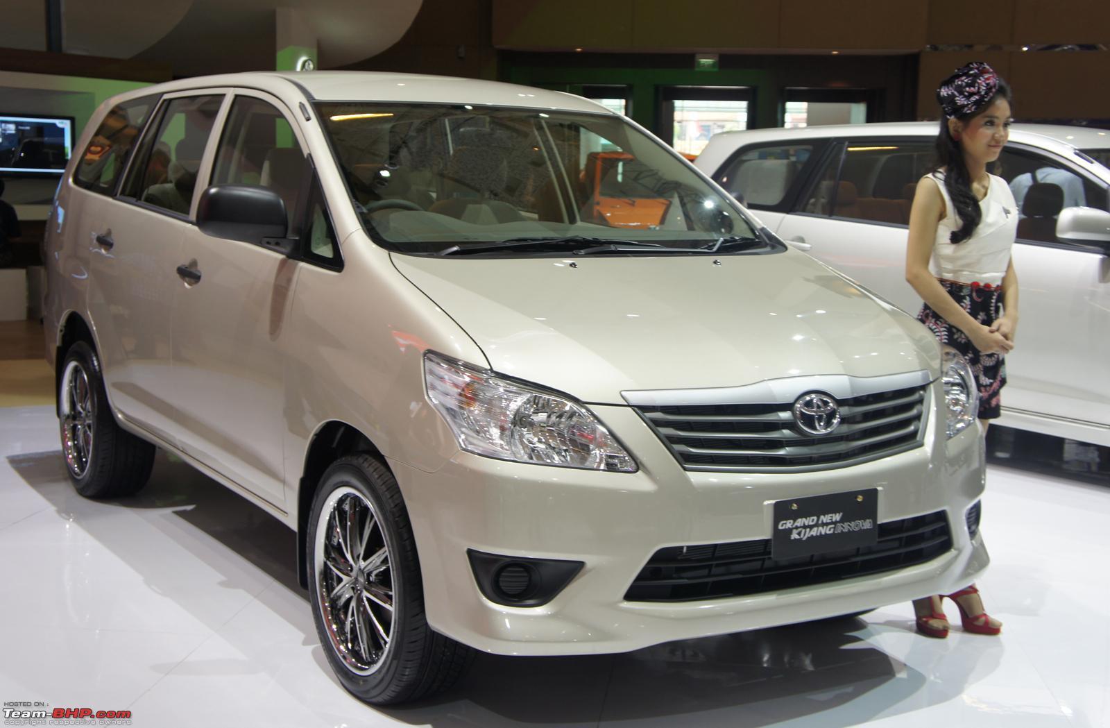 Toyota Innova 2004 - now Compact MPV #5