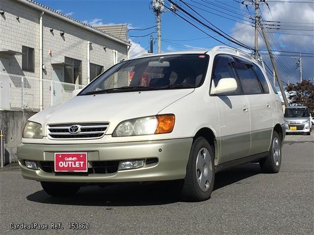 Toyota Ipsum I (M10) 1995 - 2001 Compact MPV #2