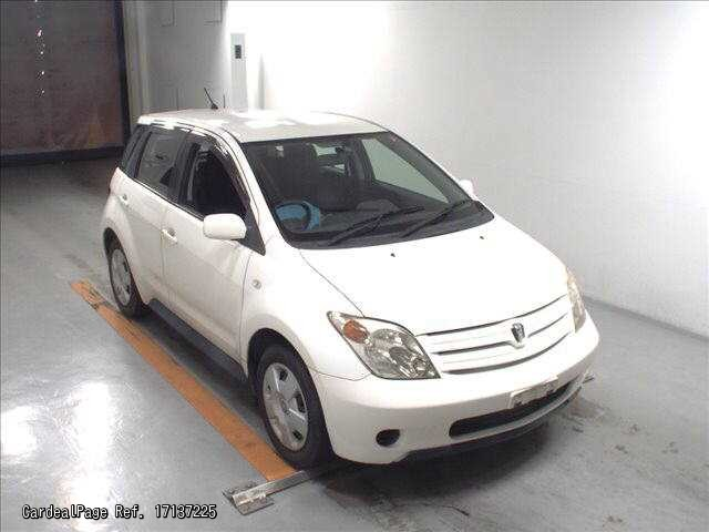 Toyota Ist I 2001 - 2007 Hatchback 5 door #4