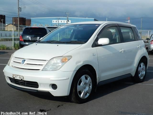 Toyota Ist I 2001 - 2007 Hatchback 5 door #2