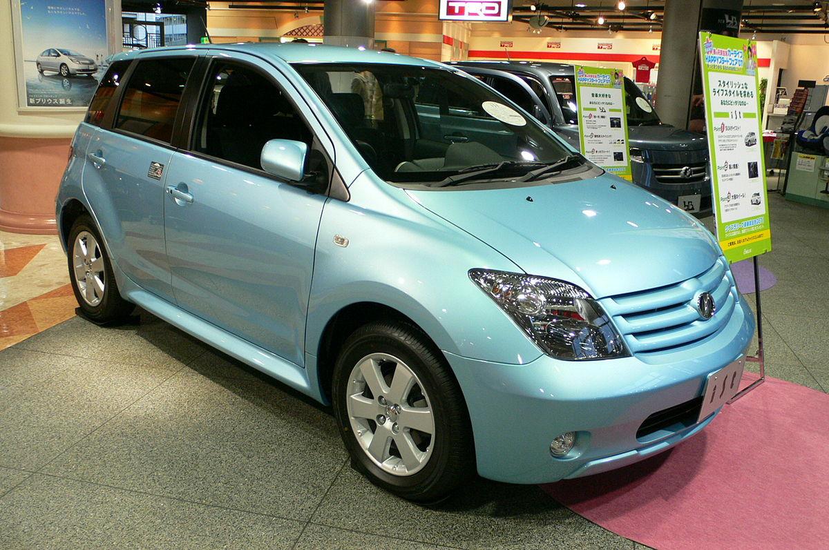 Toyota Opa 2000 - 2005 Station wagon 5 door #8