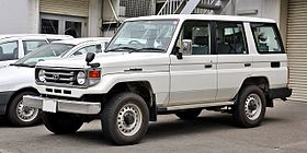 Toyota Land Cruiser 70 Series Restyling 2007 - now Pickup #8