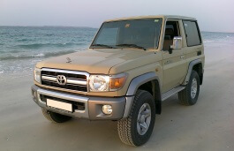 Toyota Land Cruiser 70 Series Restyling 2007 - now Pickup #5