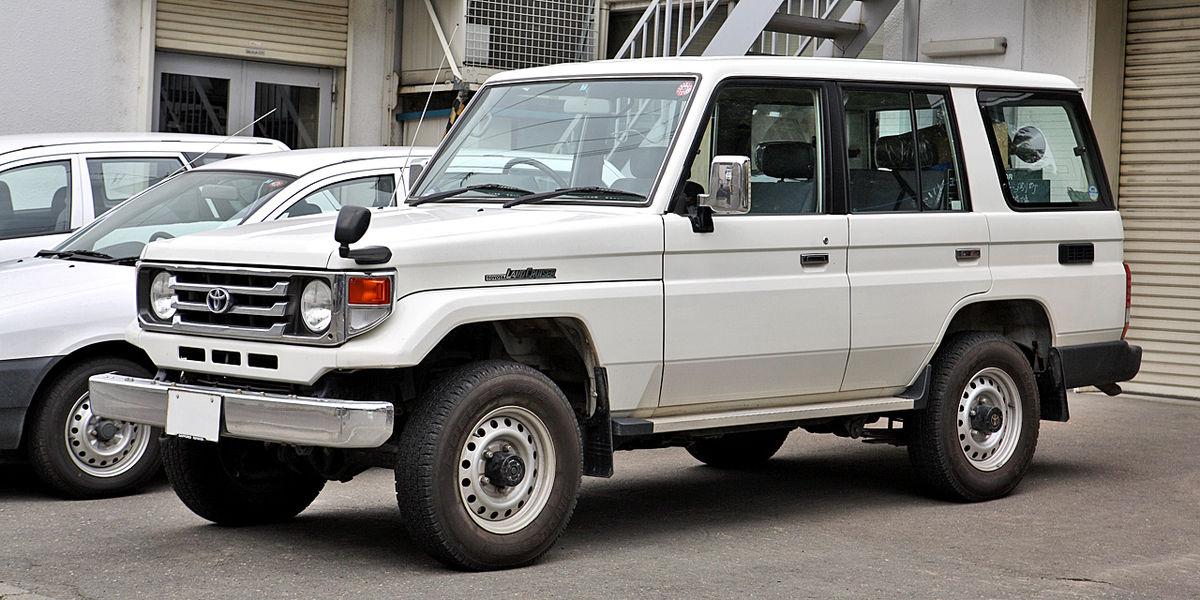 Toyota Land Cruiser Prado 70 Series 1990 - 1996 SUV 5 door #8