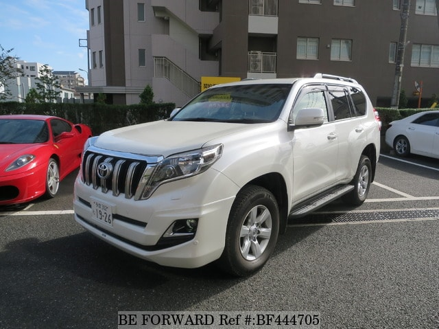 Toyota Land Cruiser Prado 150 Series Restyling 2 2017 - now SUV 5 door #2