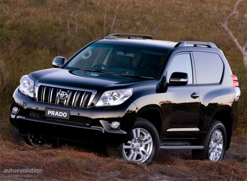 Toyota Land Cruiser Prado 150 Series 2009 - 2013 SUV 5 door #6