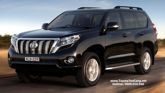 Toyota Land Cruiser Prado 150 Series Restyling 2 2017 - now SUV 5 door #4