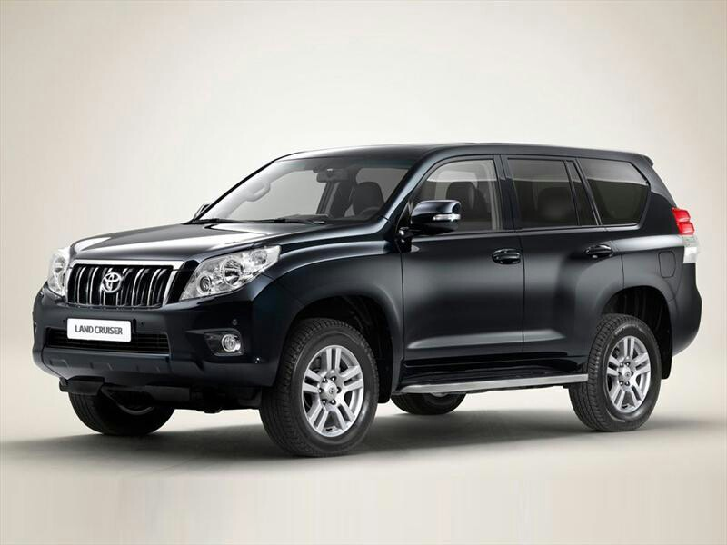 Toyota Land Cruiser Prado 150 Series Restyling 2 2017 - now SUV 5 door #3