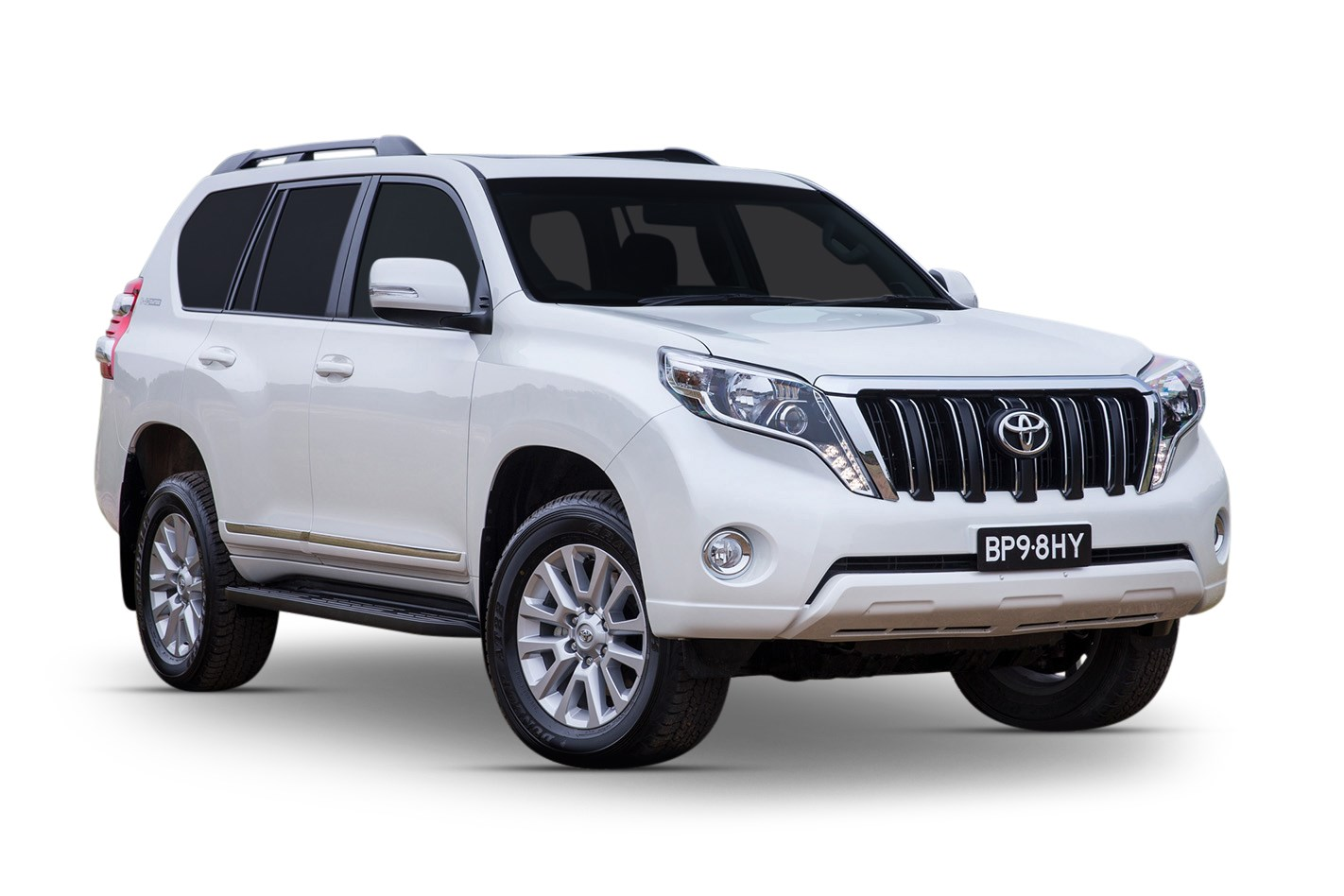 Toyota Land Cruiser Prado 150 Series Restyling 2 2017 - now SUV 5 door #1