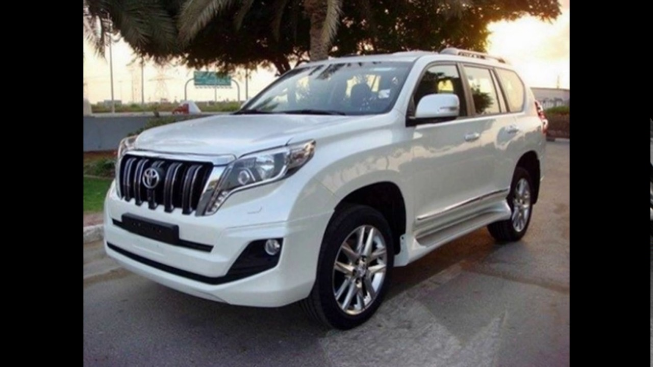Toyota Land Cruiser Prado 150 Series Restyling 2 2017 - now SUV 5 door #5