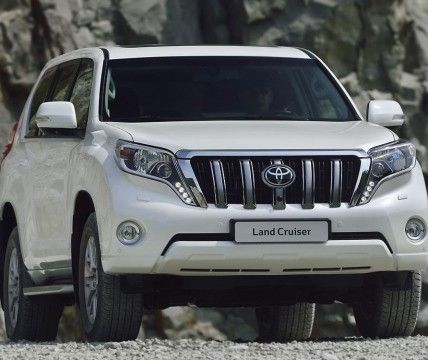 Toyota Land Cruiser Prado 150 Series Restyling 2 2017 - now SUV 5 door #6