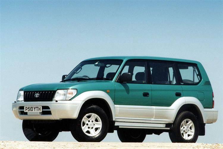 Toyota Land Cruiser Prado 90 Series Restyling 1999 - 2002 SUV 5 door #7