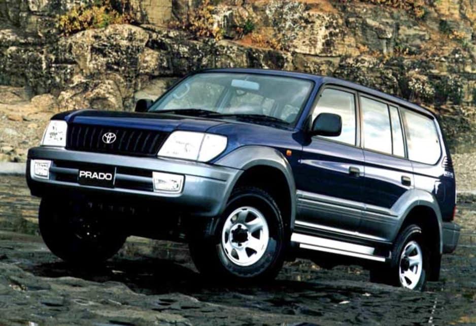 Toyota Land Cruiser Prado 90 Series Restyling 1999 - 2002 SUV 5 door #8