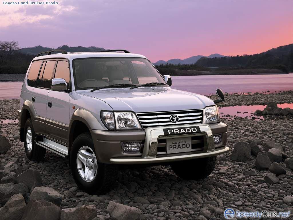 Toyota Land Cruiser Prado 90 Series Restyling 1999 - 2002 SUV 5 door #4