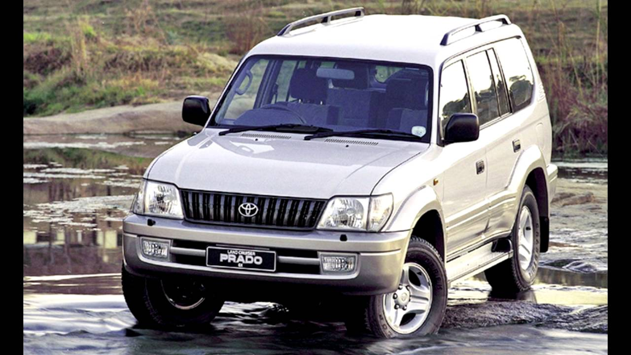 Toyota Land Cruiser Prado 90 Series Restyling 1999 - 2002 SUV 5 door #5