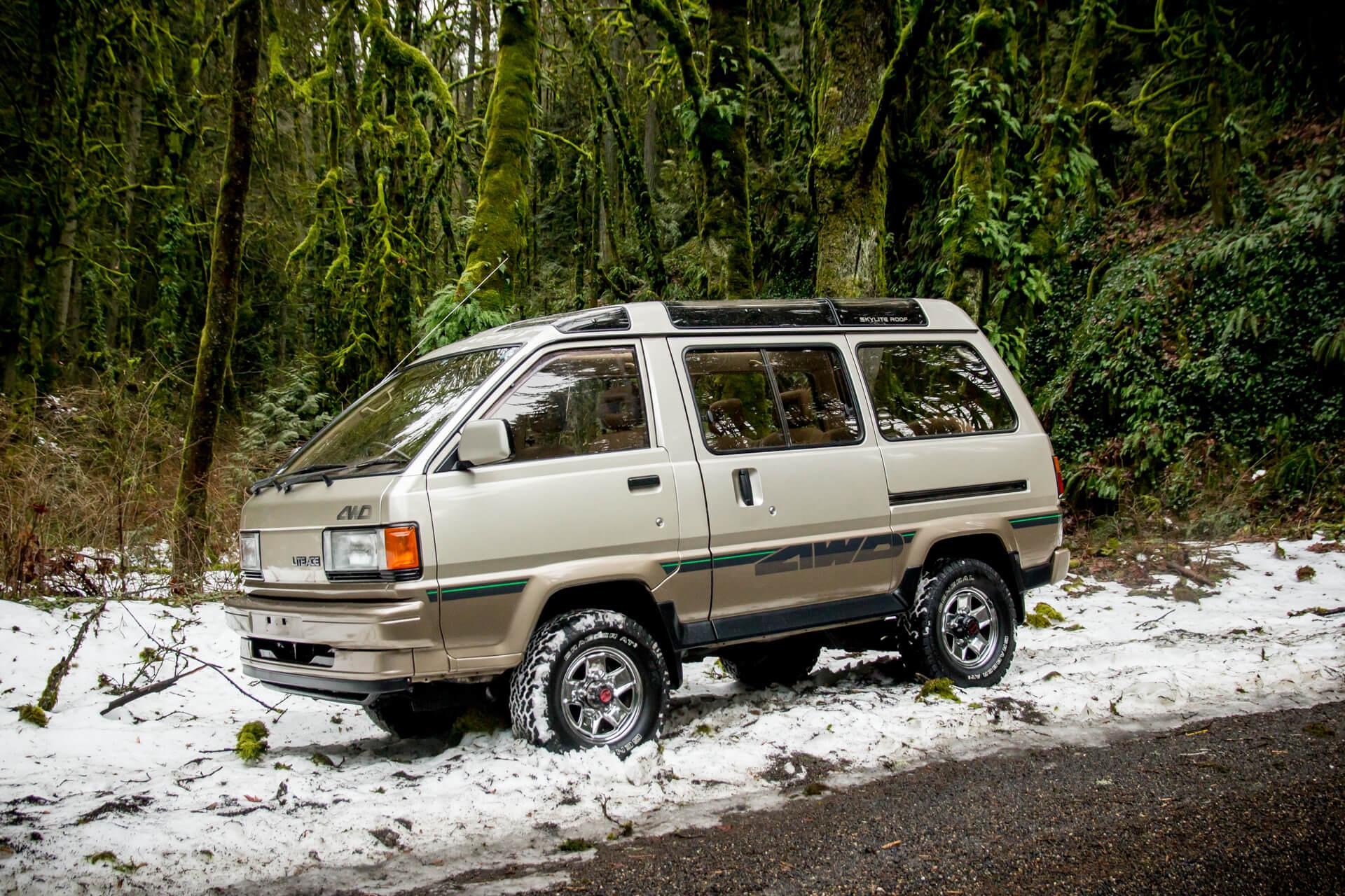 Toyota LiteAce III 1986 - 1992 Minivan #2