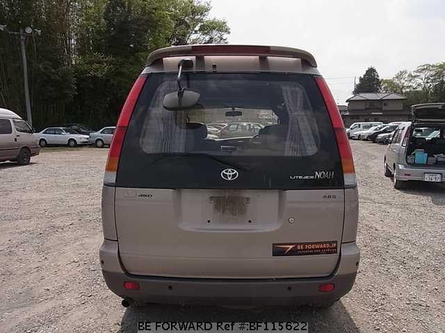 Toyota LiteAce V 1996 - 2007 Compact MPV #1