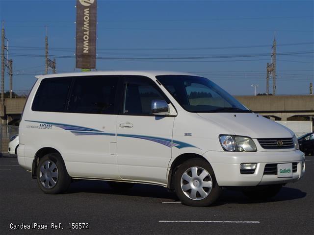 Toyota LiteAce V 1996 - 2007 Compact MPV #7