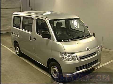 Toyota LiteAce VI 2008 - now Minivan #5